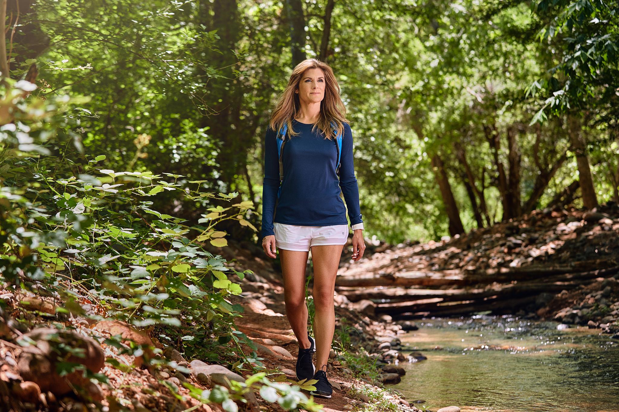 Phoenix Commercial Portrait Photographer - Outdoor Lifestyle Model
