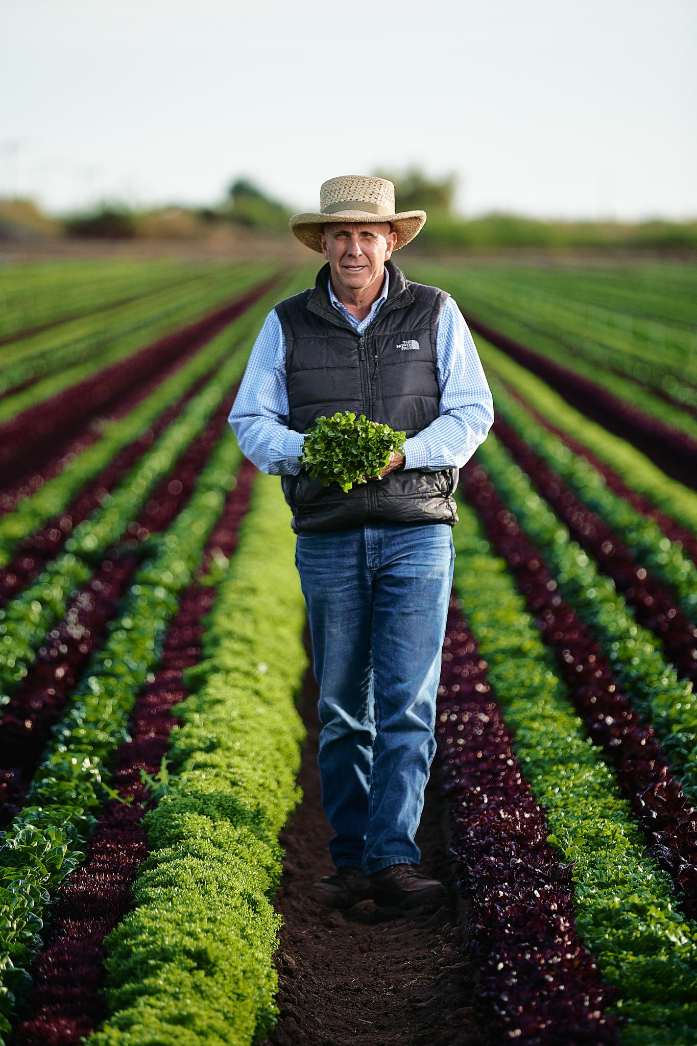 EatingWell Magazine Tastemakers - Steve Alameda - Environmental Portrait - Editorial