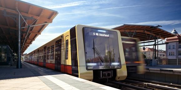 Nové řešení jednotek S-Bahnu od Stadleru. (foto: Stadler)