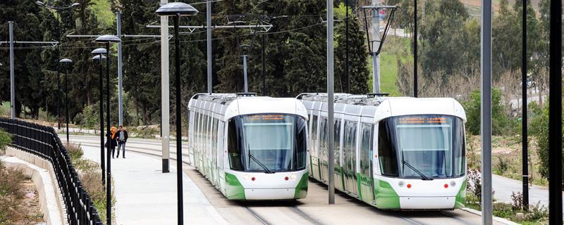 Tramvaje pro alžírský Constantine ze závodu Cital. (foto: Alstom)