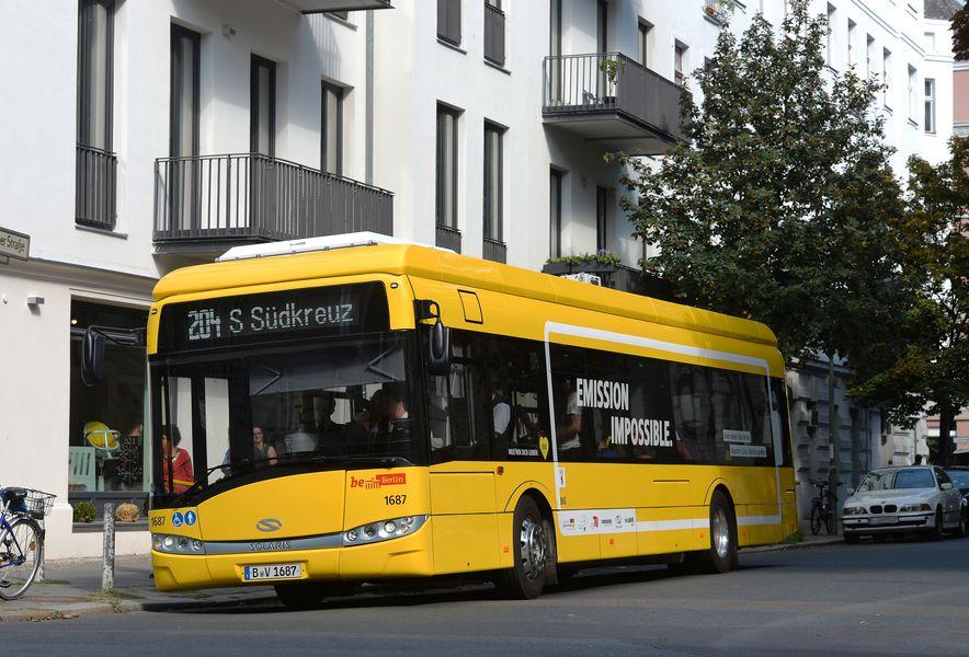Dosavadní provozní spolehlivost vozidel se přibližuje 40 %... (foto: BVG, Oliver Lang)