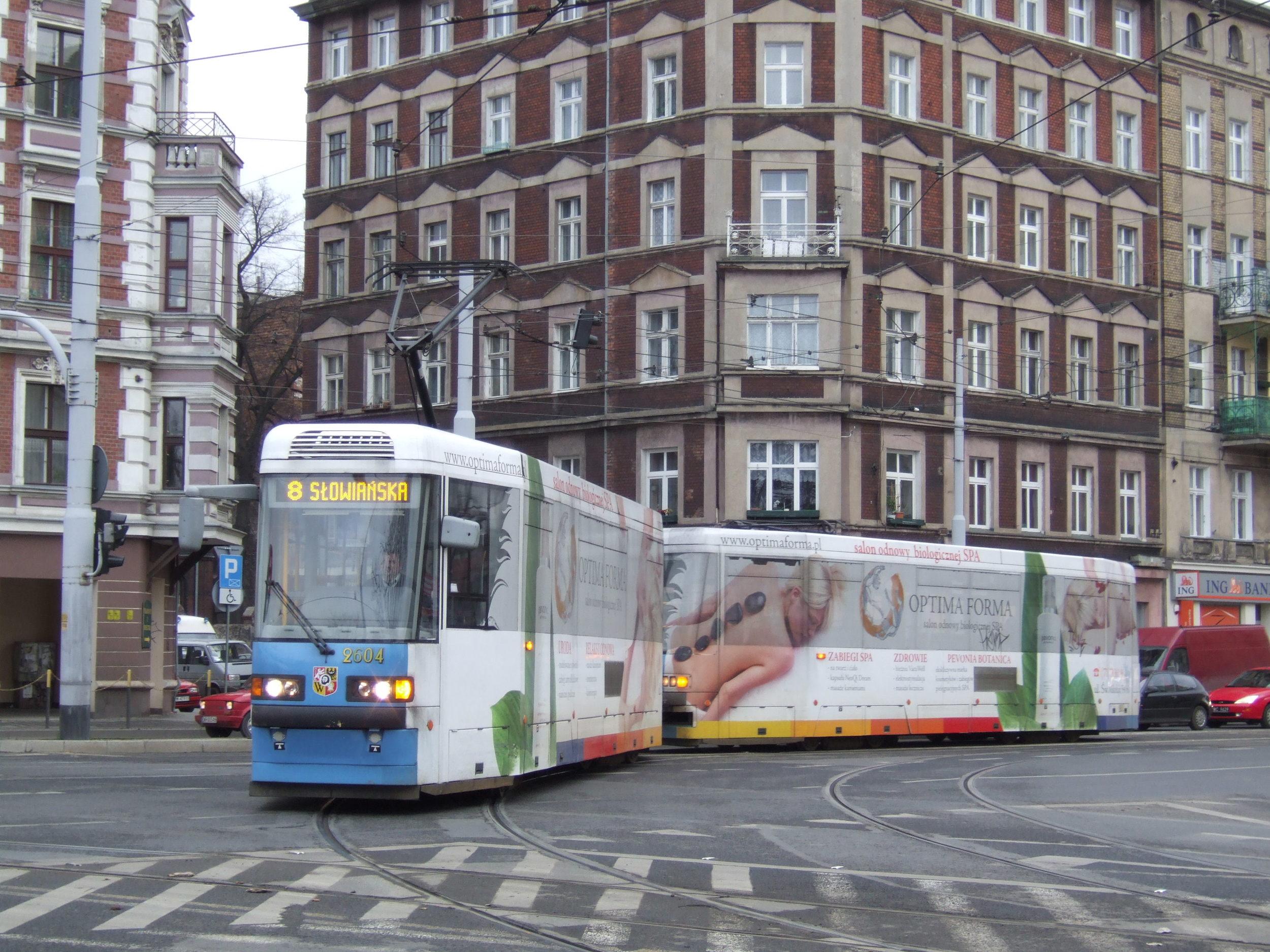 Sólo provedení tramvají PROTRAM 204 WRAS představuje fakticky novostavbu tramvají koncepce Konstal. (foto: Ing. Filip Jiřík)