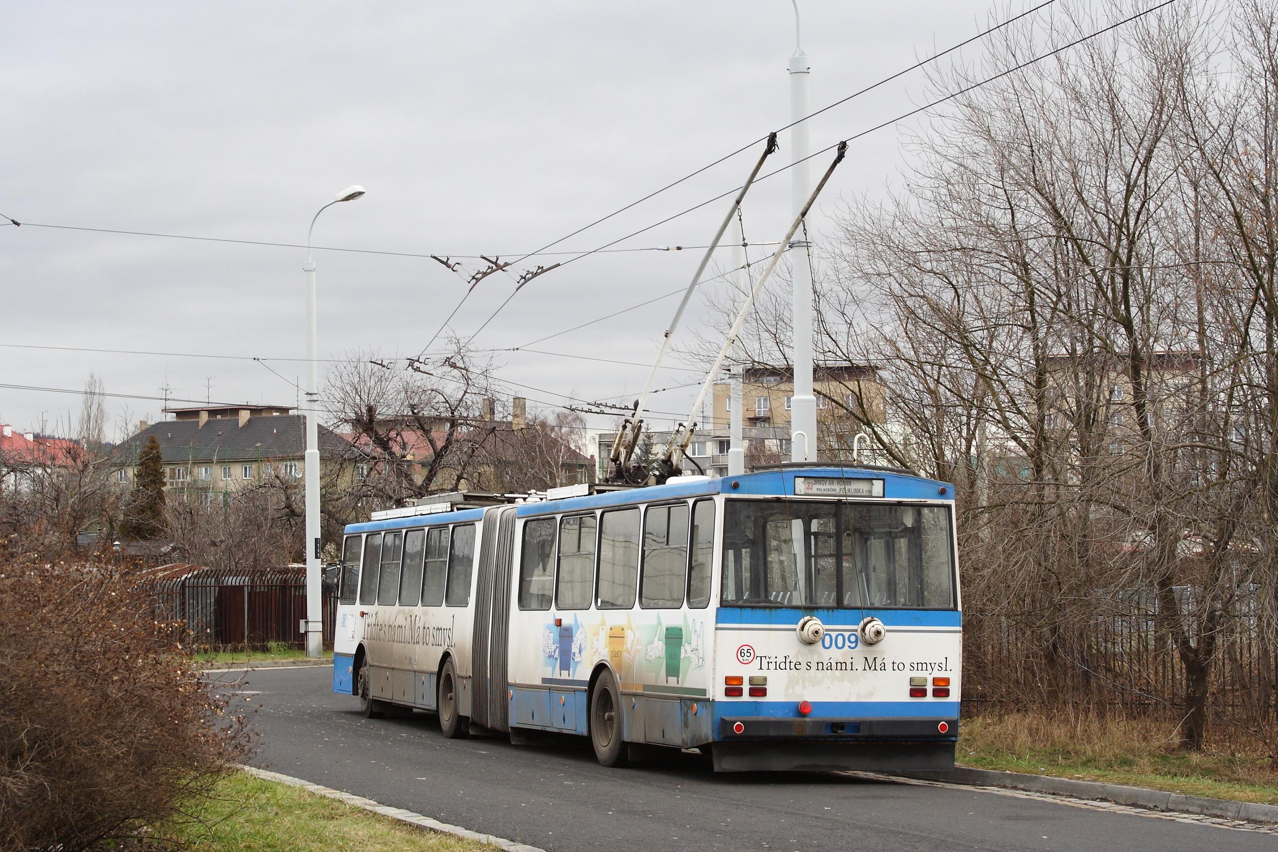 Bude mít ekologická doprava v Jirkově a Chomutově budoucnost? Nebo vyhrají pochybné argumenty?(foto: Petr Nevyhoštěný)