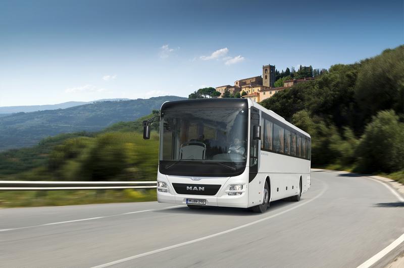 MAN Lion's Intercity je na trhu od loňského roku. Jeho výroba probíhá v závodě v Turecku. (foto: MAN Truck & Bus)
