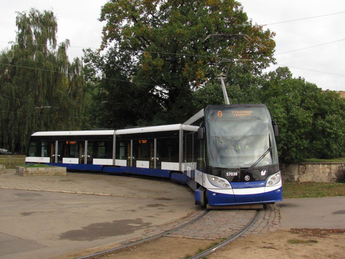 V Rize již 26 tramvají od Škodovky jezdí. V roce 2017 se jejich řady opět rozšíří. (foto: Ing. Filip Jiřík)