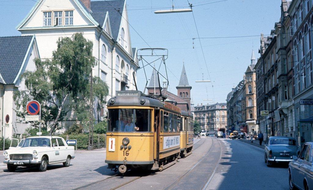 Aarhus by se měl stát prvním dánským městem, do nějž se tramvaje vrátí. (zdroj: Wikipedia.org)