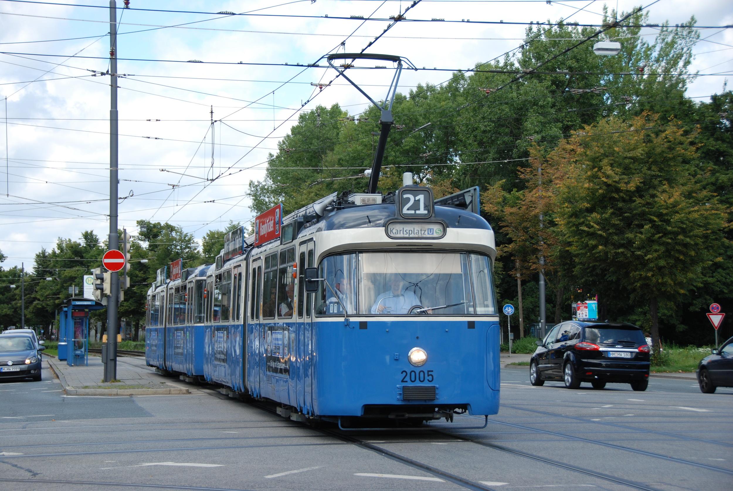 Mnichov řeší problémy s kapacitou vozoven tramvají i dep metra. (foto: Libor Hinčica)