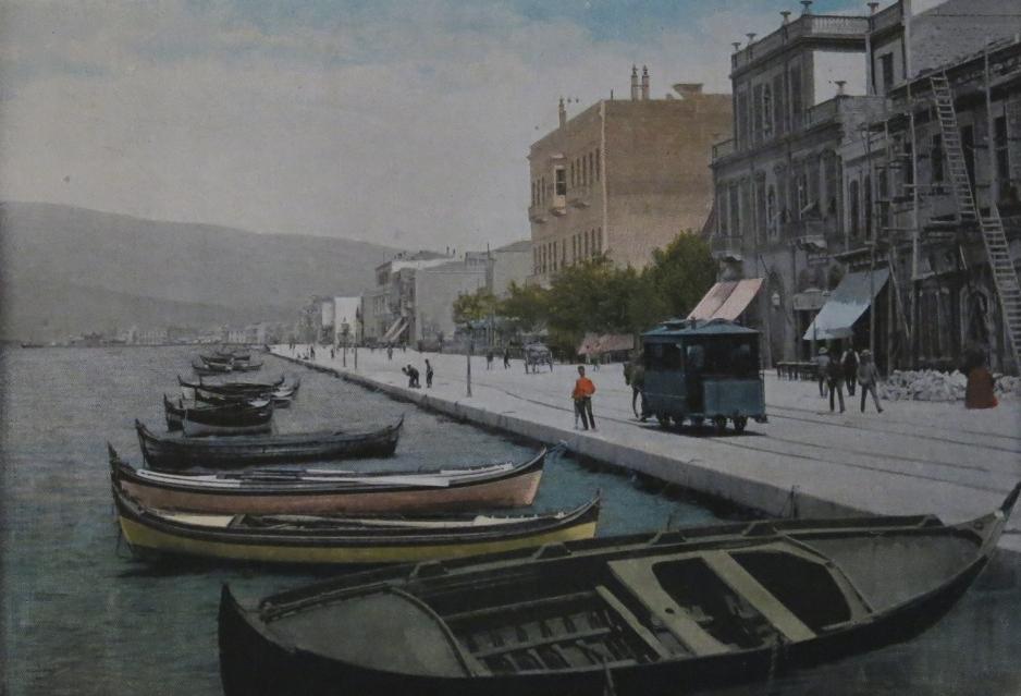Do roku 1927 jezdila v ulicích města koňka. (zdroj: Wikipedia.org)