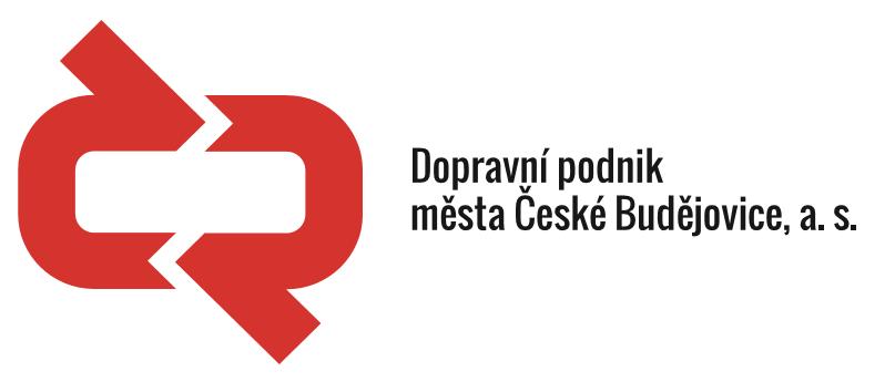 Nové logo budějovického DP: (zdroj: DPMČB)