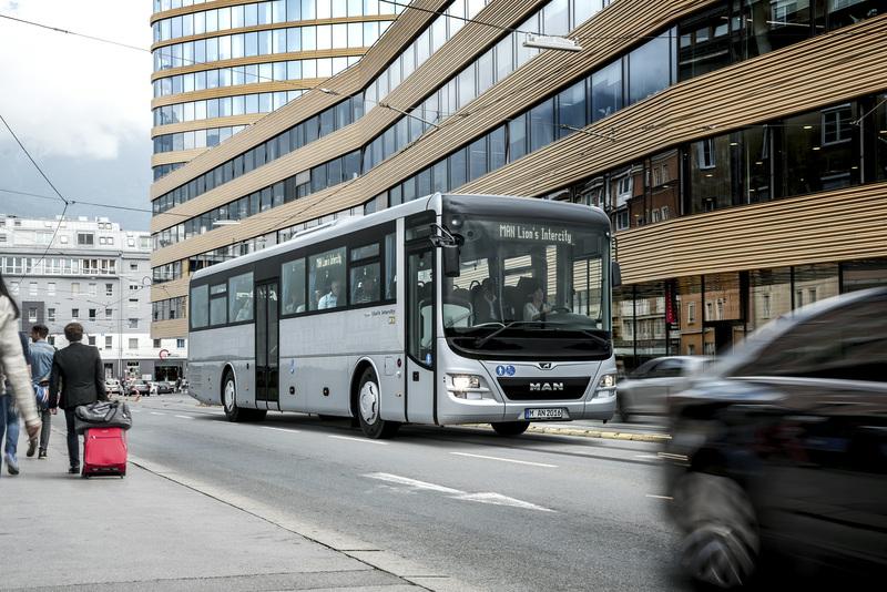 S vozem Intercity se mohli čtenáři našeho časopisu seznámit například v čísle 3/2016. (foto: MAN Truck & Bus)