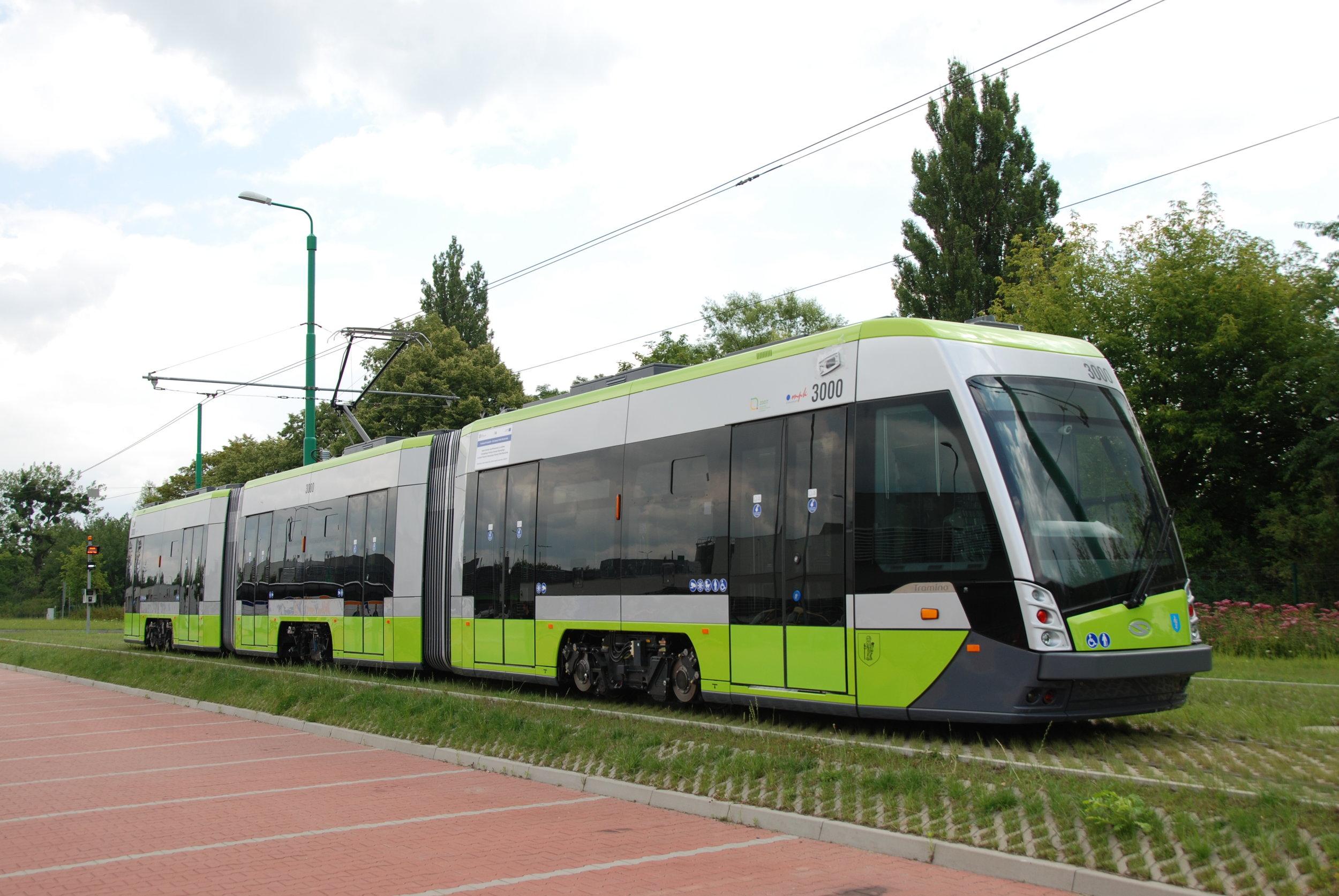 Solaris Tramino S111o pro Olsztyn. (foto: Libor Hinčica)