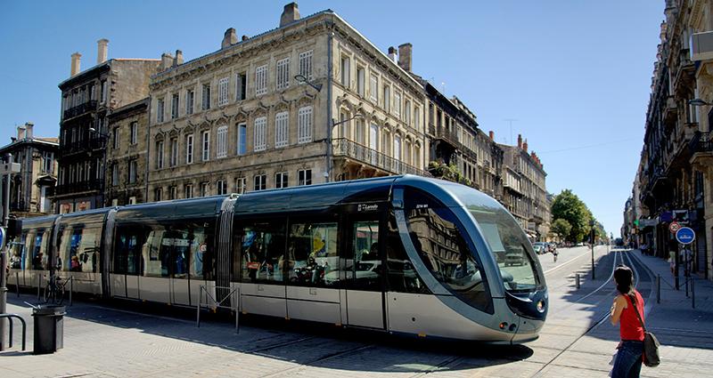 Bordeaux má již více než 100 tramvají od Alstomu. (foto: Alstom)