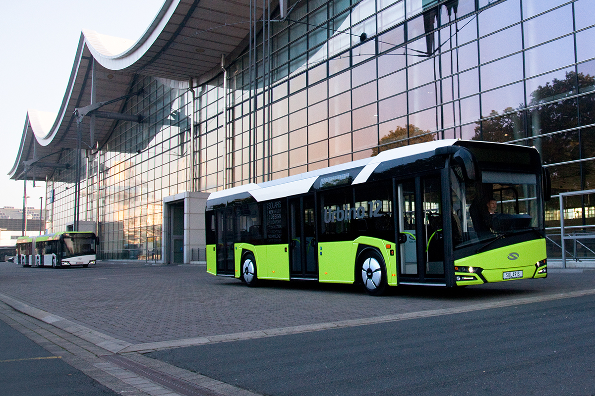 Nové Urbino od Solarisu. (foto: Solaris Bus & Coach)