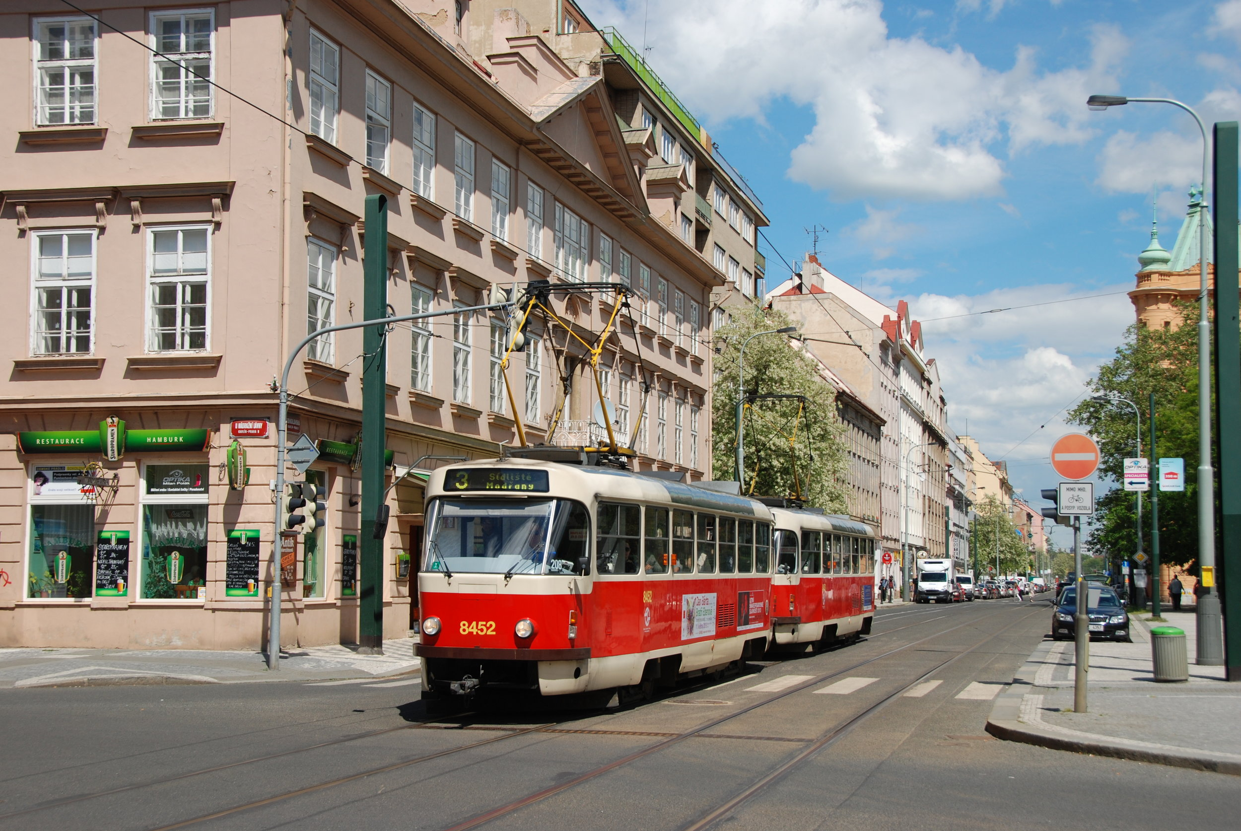 Pokud se plány města vydaří, přibudou nejen kilometry tratí, ale i nová vozovna. V ní by měly být deponovány tramvaje, jejichž nákup si výstavba tramvajových tratí vynutí. (foto: Libor Hinčica)
