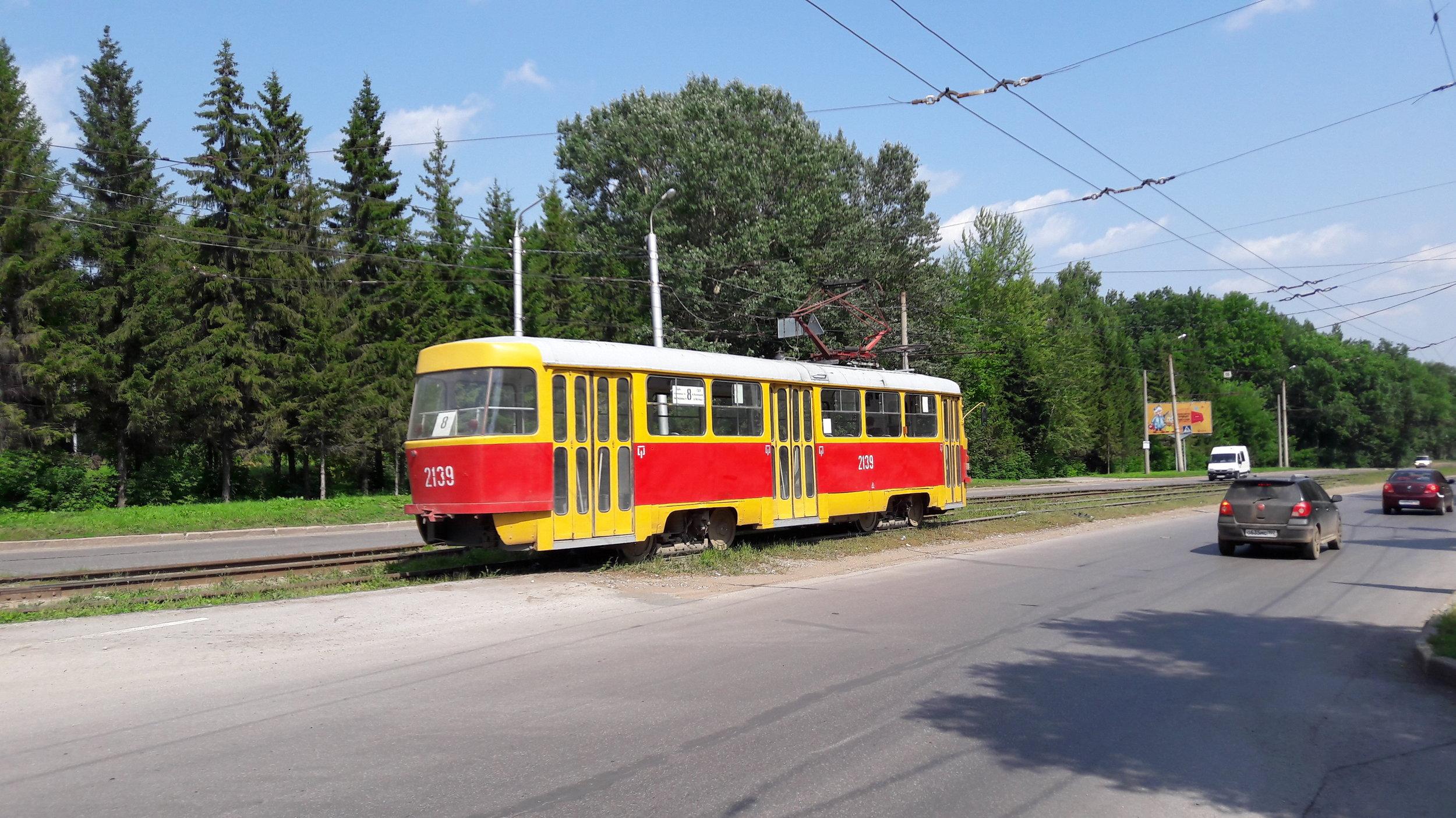 Snímky ze severní části města.