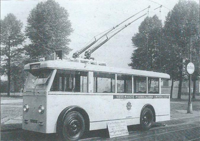Rouenský vůz typu CS 35. (foto: archiv G. Mullera)