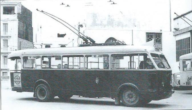 Další snímek trolejbusu typu TA. (foto:F. Collardeau)