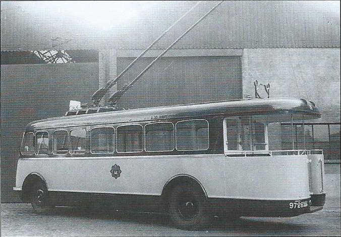 Vůz ev. č. 86 byl dodán 14. dubna 1939. (foto: archiv G. Mullera)