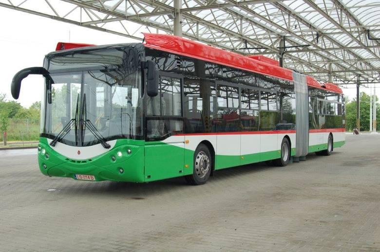 Prototyp kloubového trolejbusu Ursus City Smile 18T. (foto: ZTM Lublin)