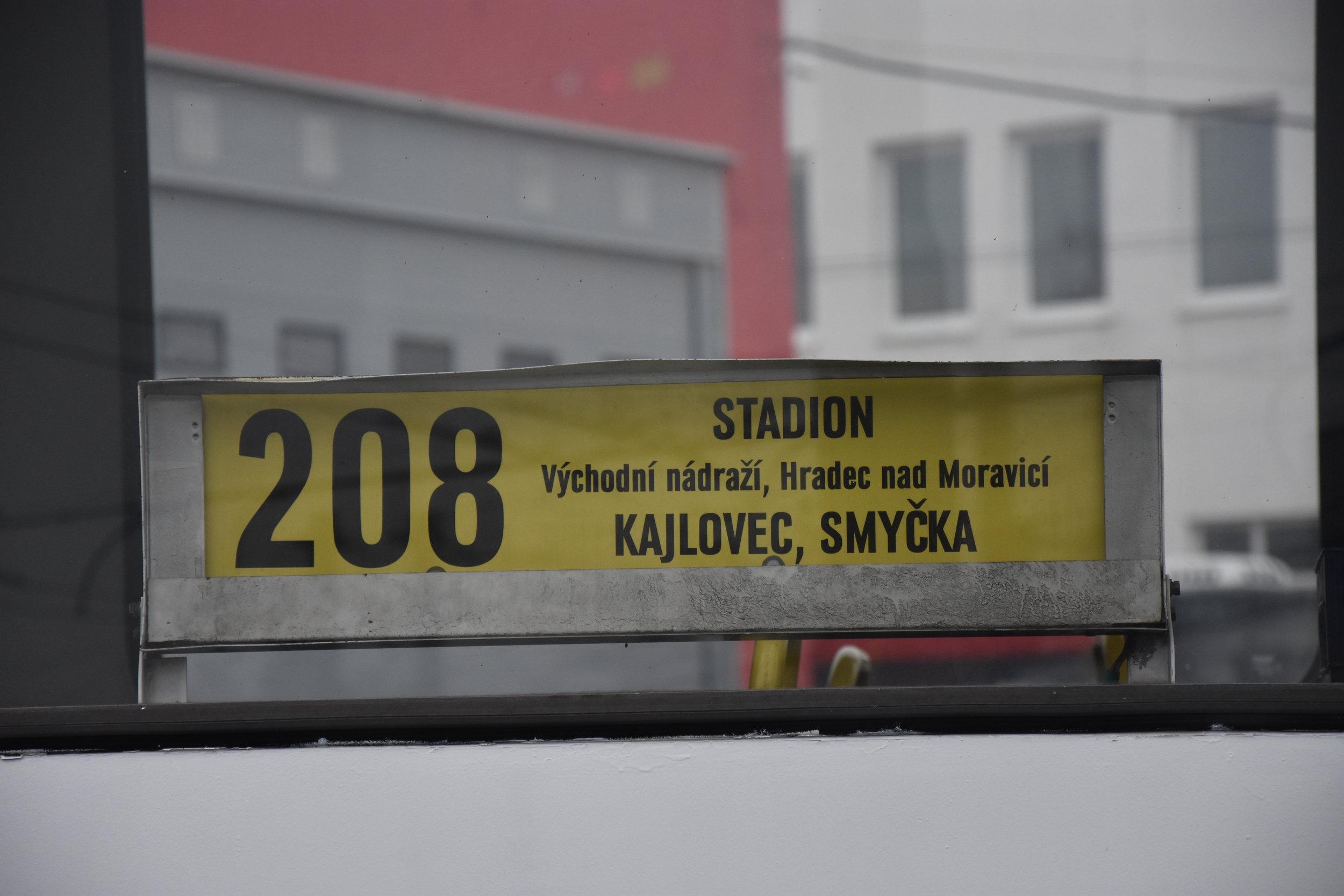 Trolejbusy Škoda 15 Tr měly spojovat konečnou Stadion s částí Kajlovec v Hradci nad Moravicí. (foto: Libor Hinčica)