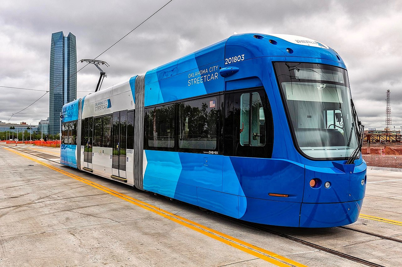 Tramvaj Liberty pro Oklahomu. Nechybělo mnoho a v ulicích města mohly jezdit české tramvaje. (zdroj: Wikipedia.org)