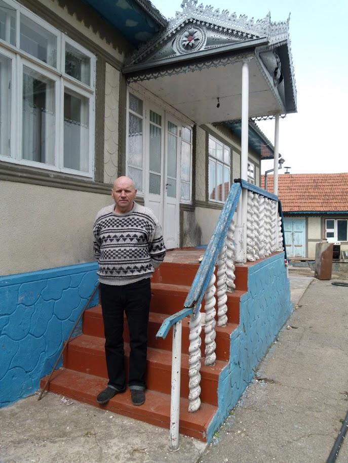 Pan Zajac na snímku z roku 2011.