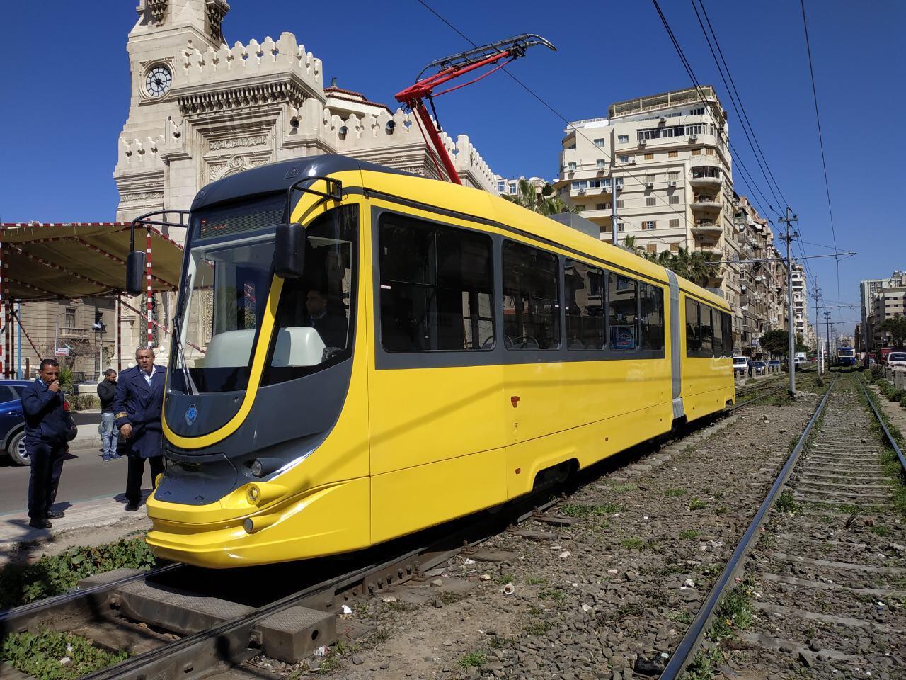 A ještě jednou. Nová tramvaj v Oděse sídlícího výrobce má i Wi-Fi. (foto: Tatra-Jug)