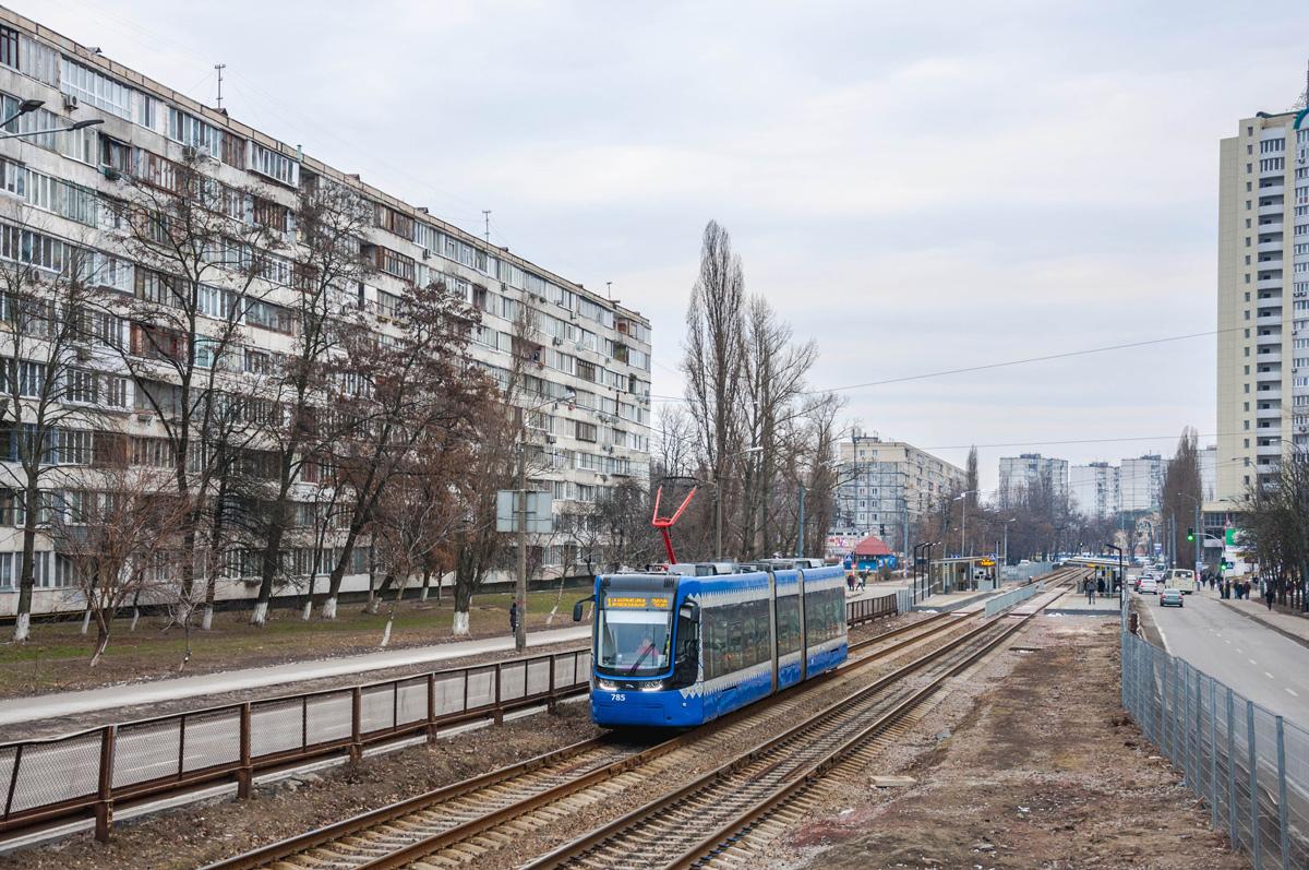 Polská PESA na snímku ze dne 24. února 2019. (foto: Levis)