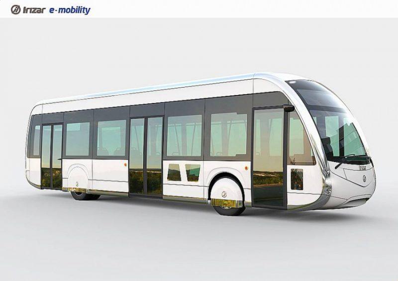 Irizar ie tram existuje i ve 12m variantě. První vozy by měly být dodány do Francie. (foto. Irizar)