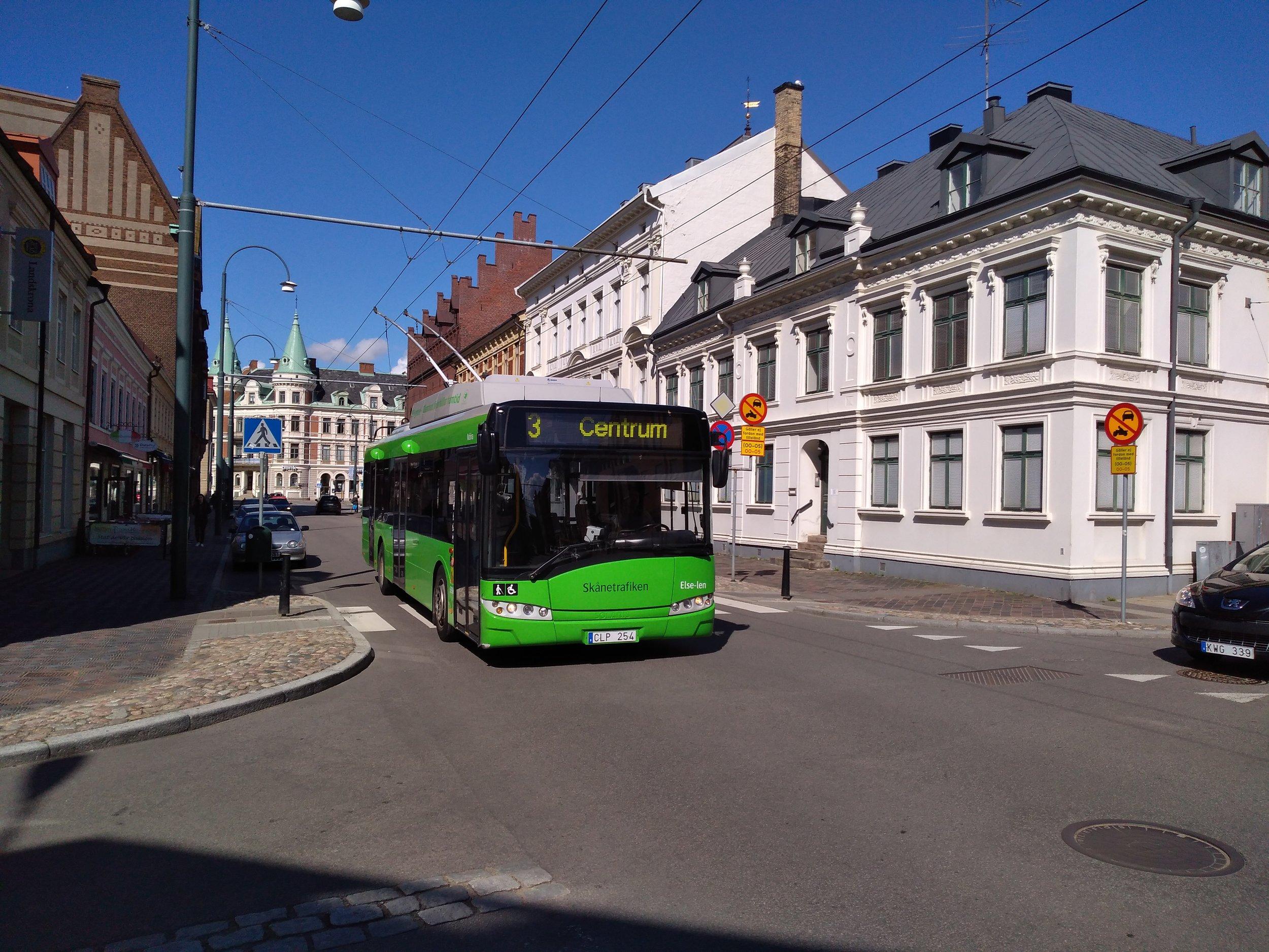 """""""Plzeňské"""" Trollino z roku 2010 v akci."""