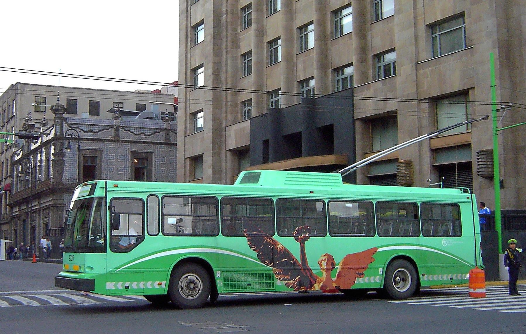 Starší snímek trolejbusu. (foto: Luis Alberto/Wikipedia.org)