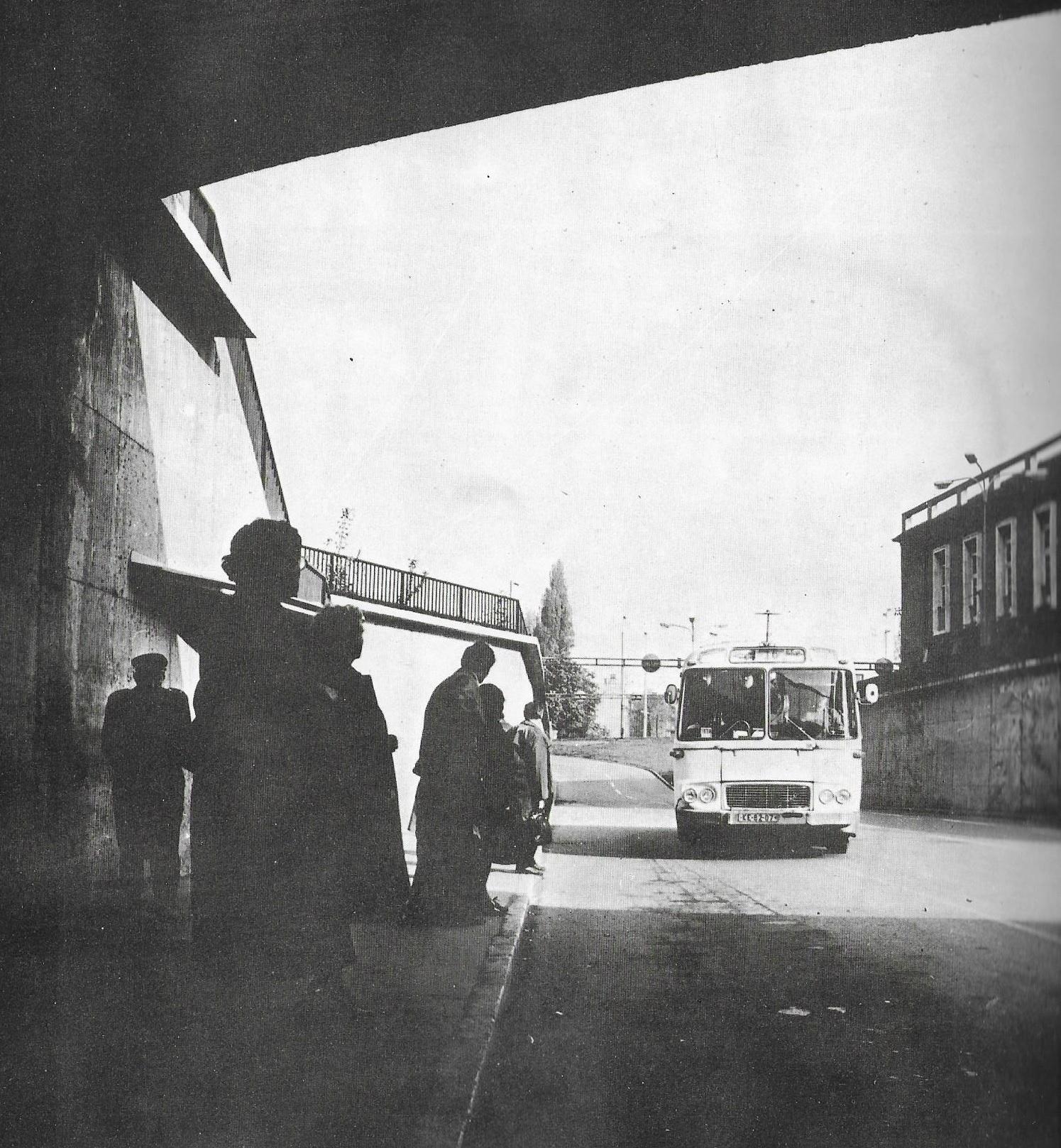 Vůz ev. č. 24 byl dodán v roce 1974. (foto. DPMK)