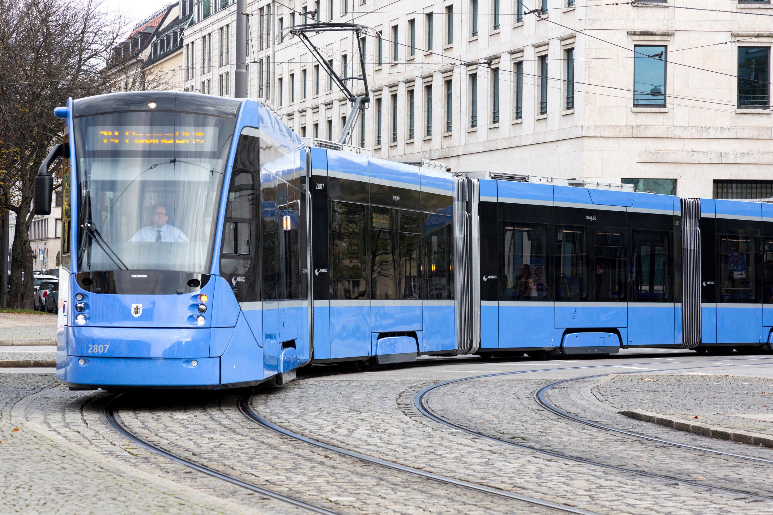 Siemens Avenio v původním provedení z roku 2013. (foto: Siemens)