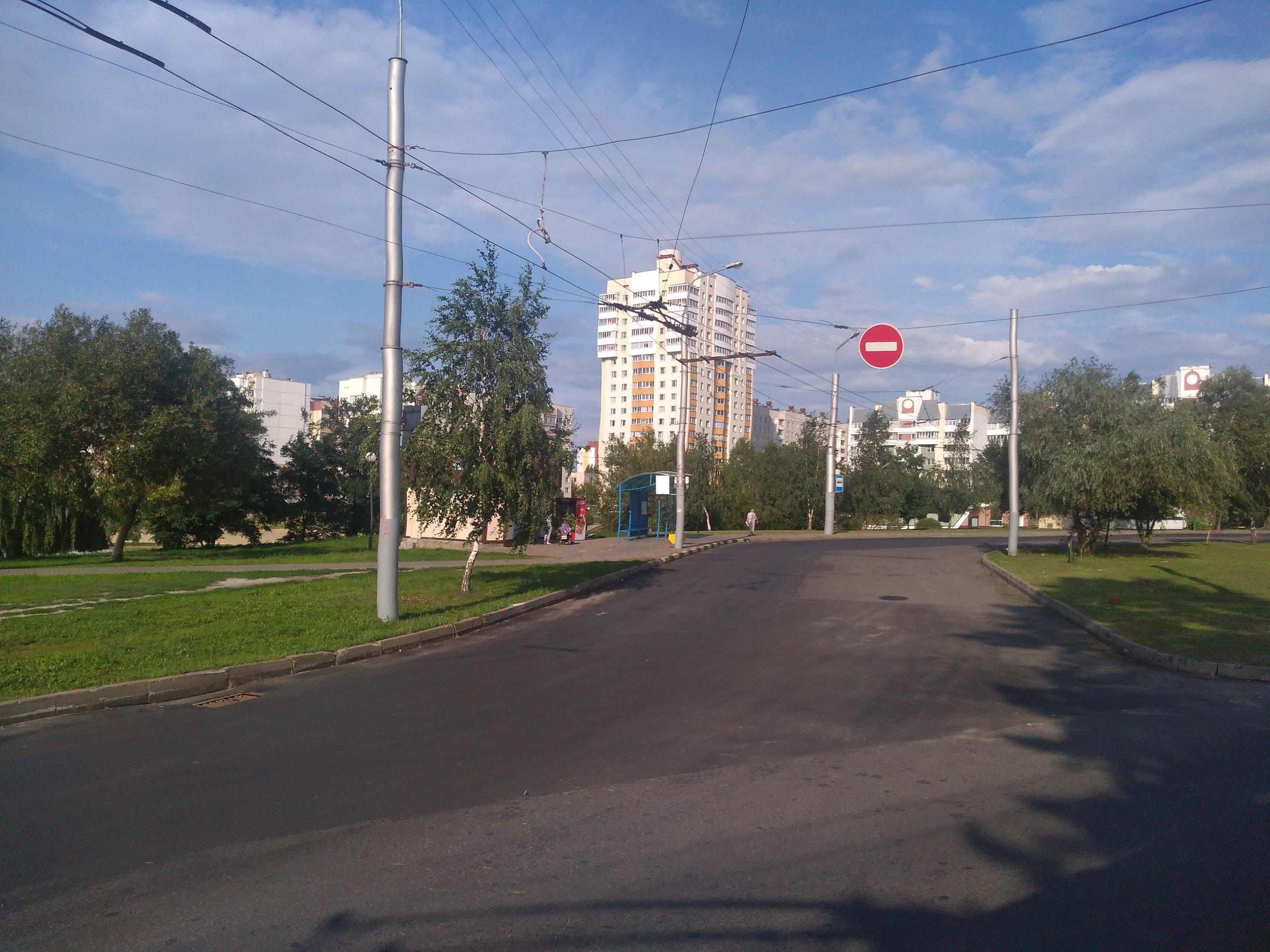 4x konečná DP Volotova na severovýchodě města.