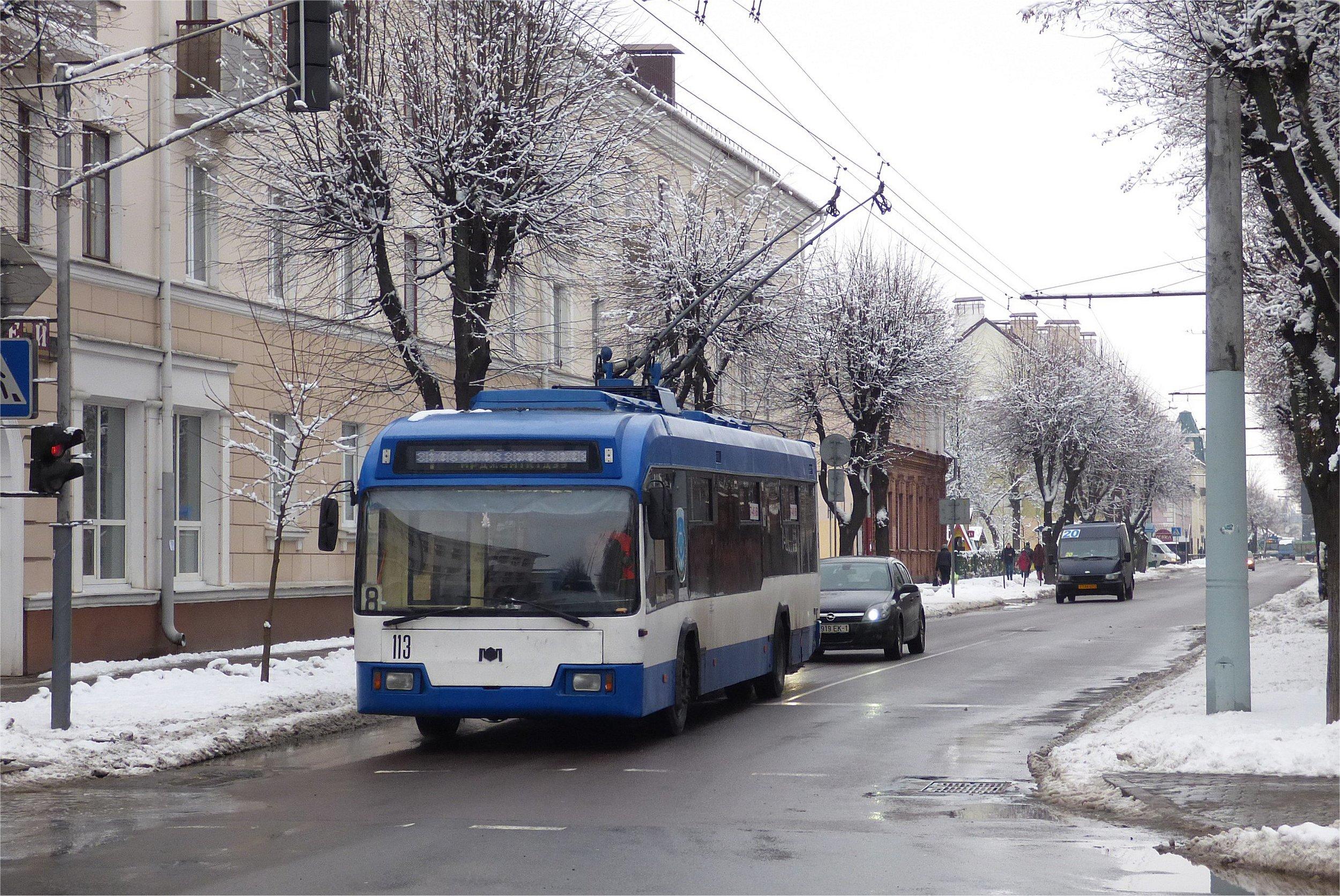 Zimní snímky z Grodna. (foto: 2x Sebastian Naumann)
