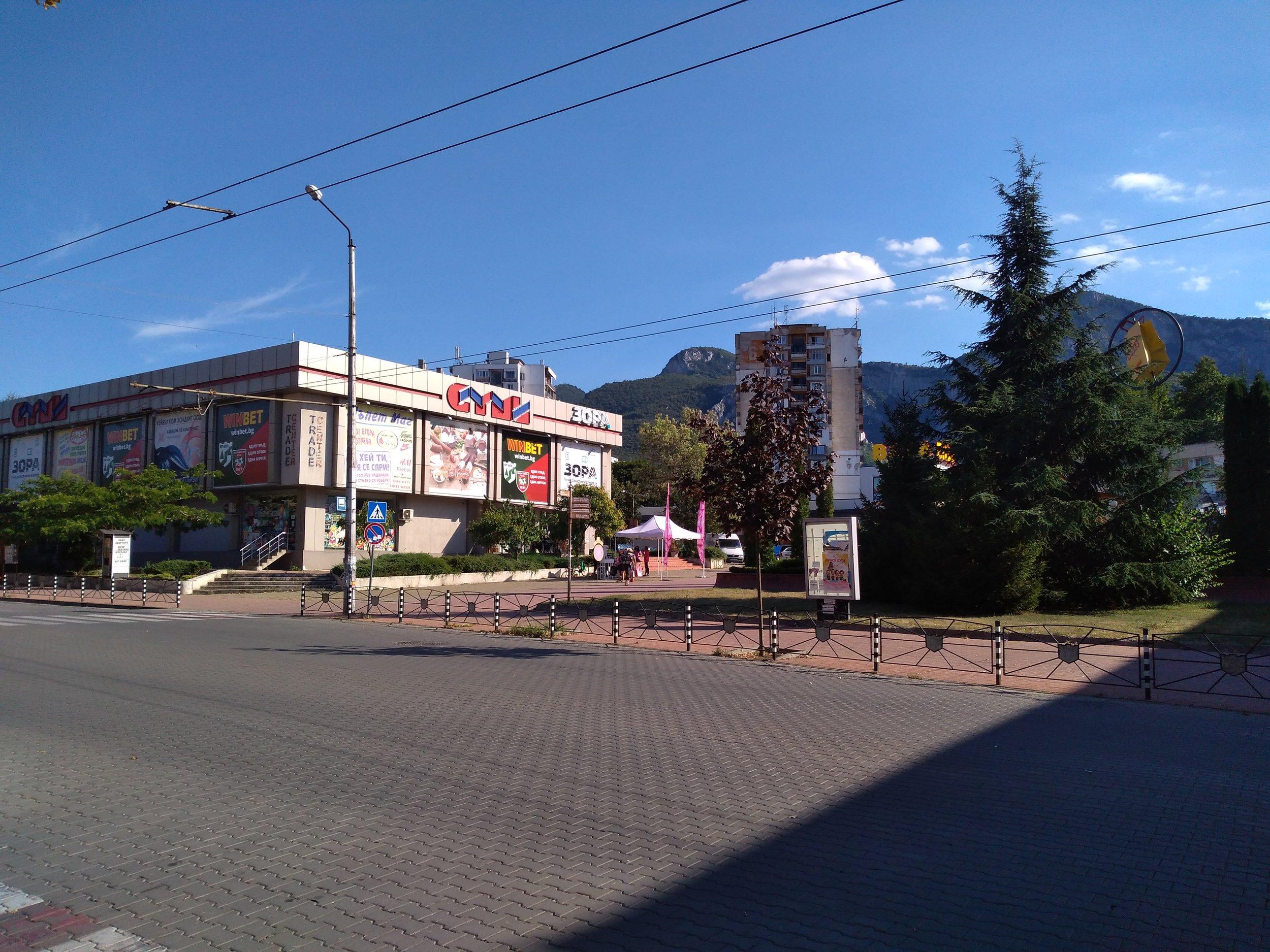 Náměstí Makedonia.