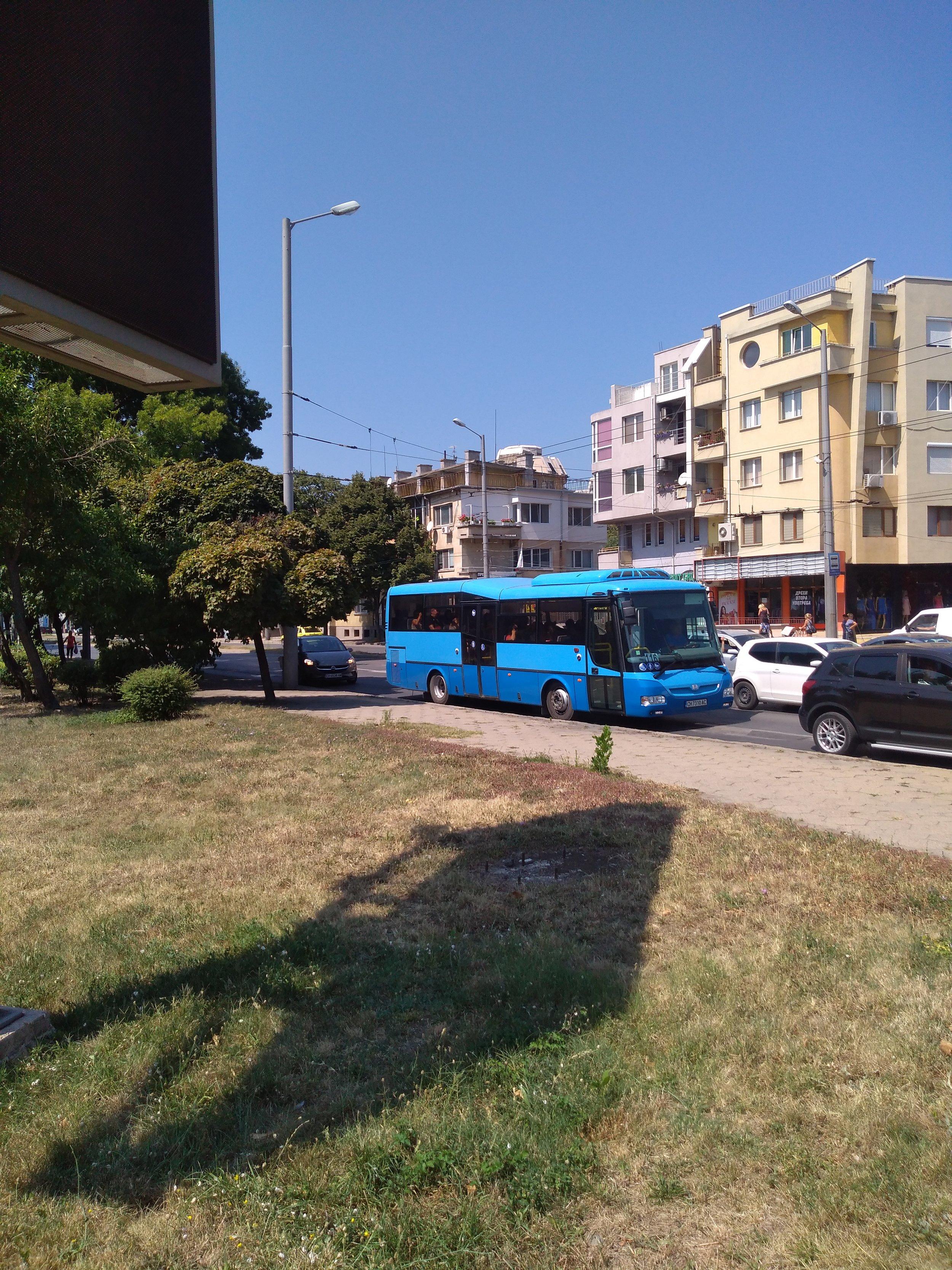 Místní MHD ovládly vozy SOR.
