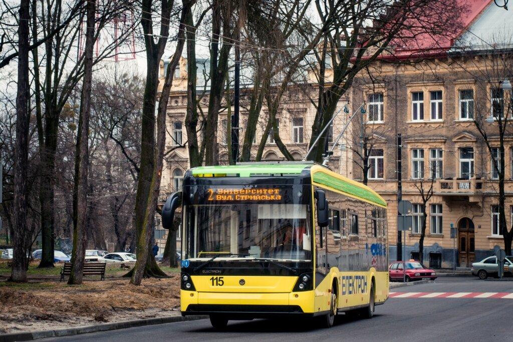 Trolejbus Elektron T19 na archivním snímku. (foto: Elektron)