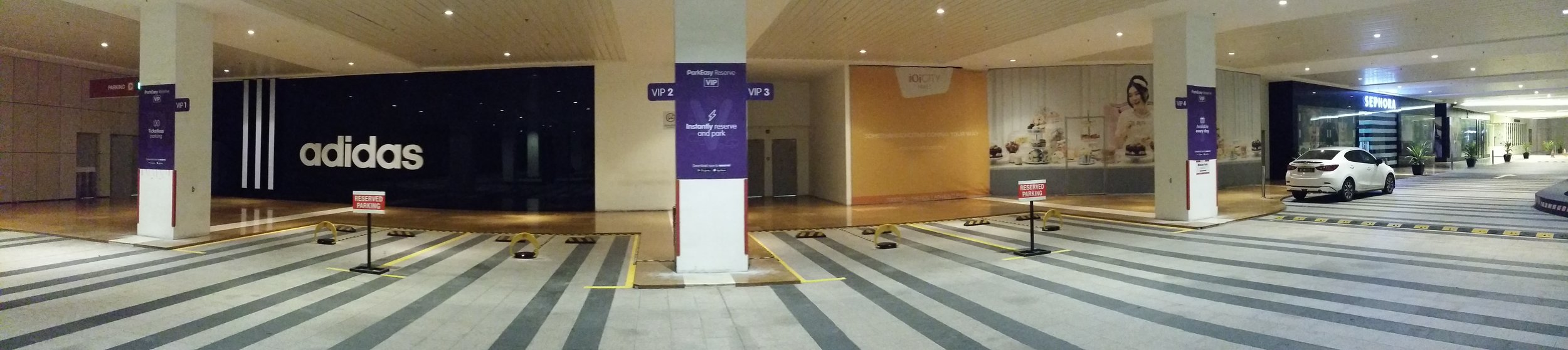 ParkEasy VIP @ IOI City Mall