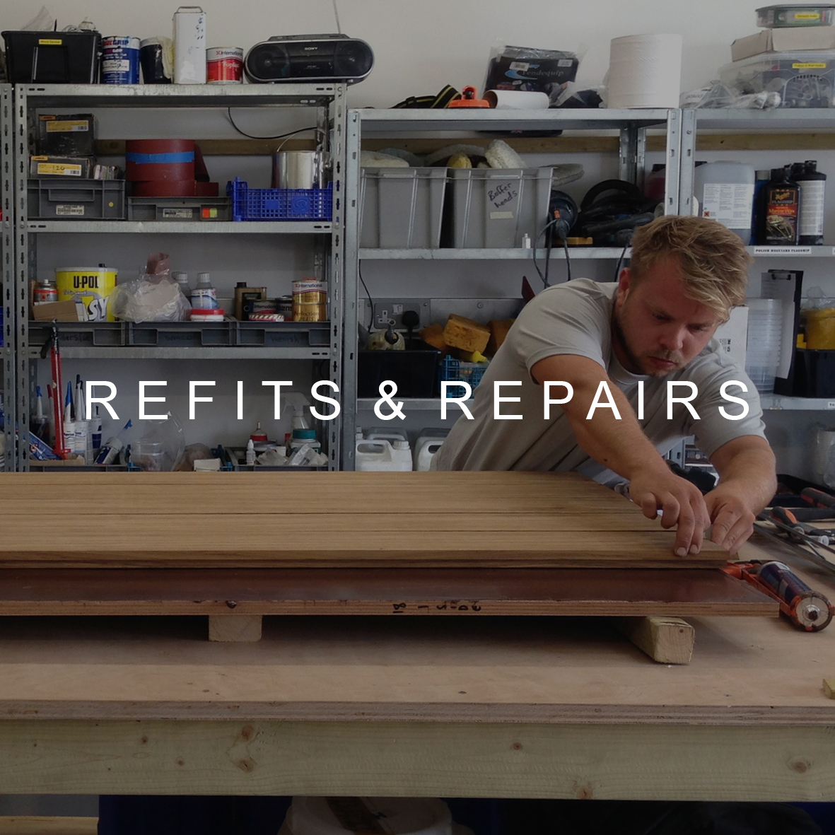 Refits & Repairs