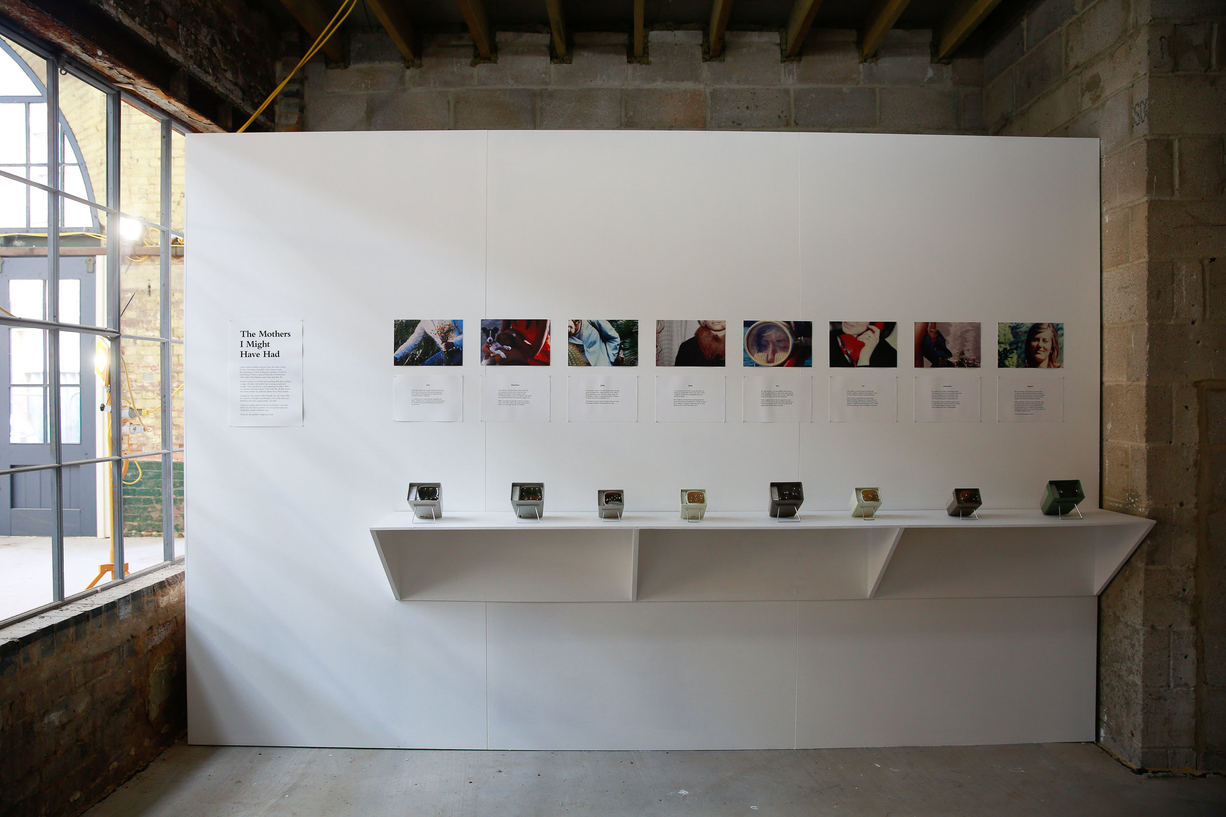 Installation shot,  FORMAT19