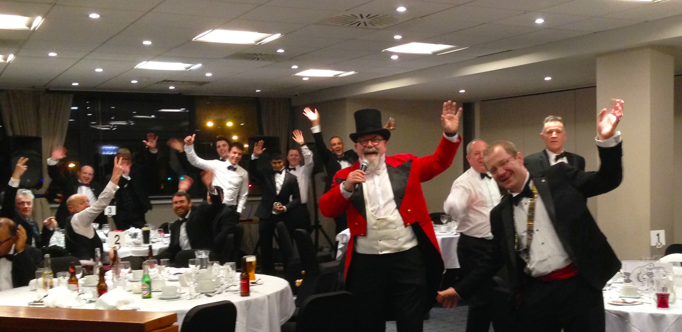 Ringmaster Round Table Dinner.JPG