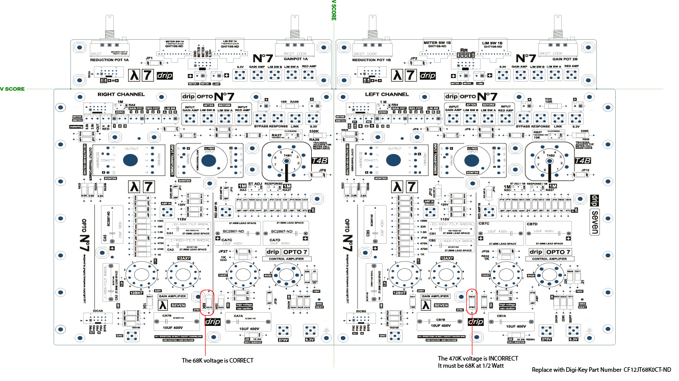 Updated Opto7 Schematic