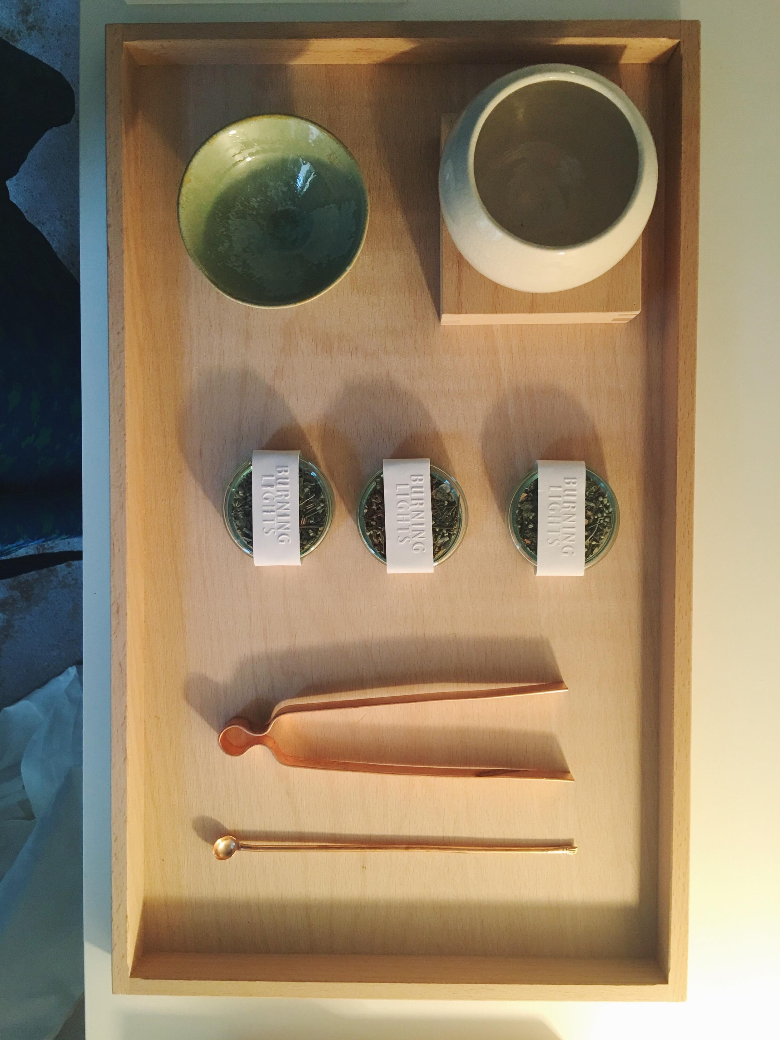 Räucherwaren und Zubehör