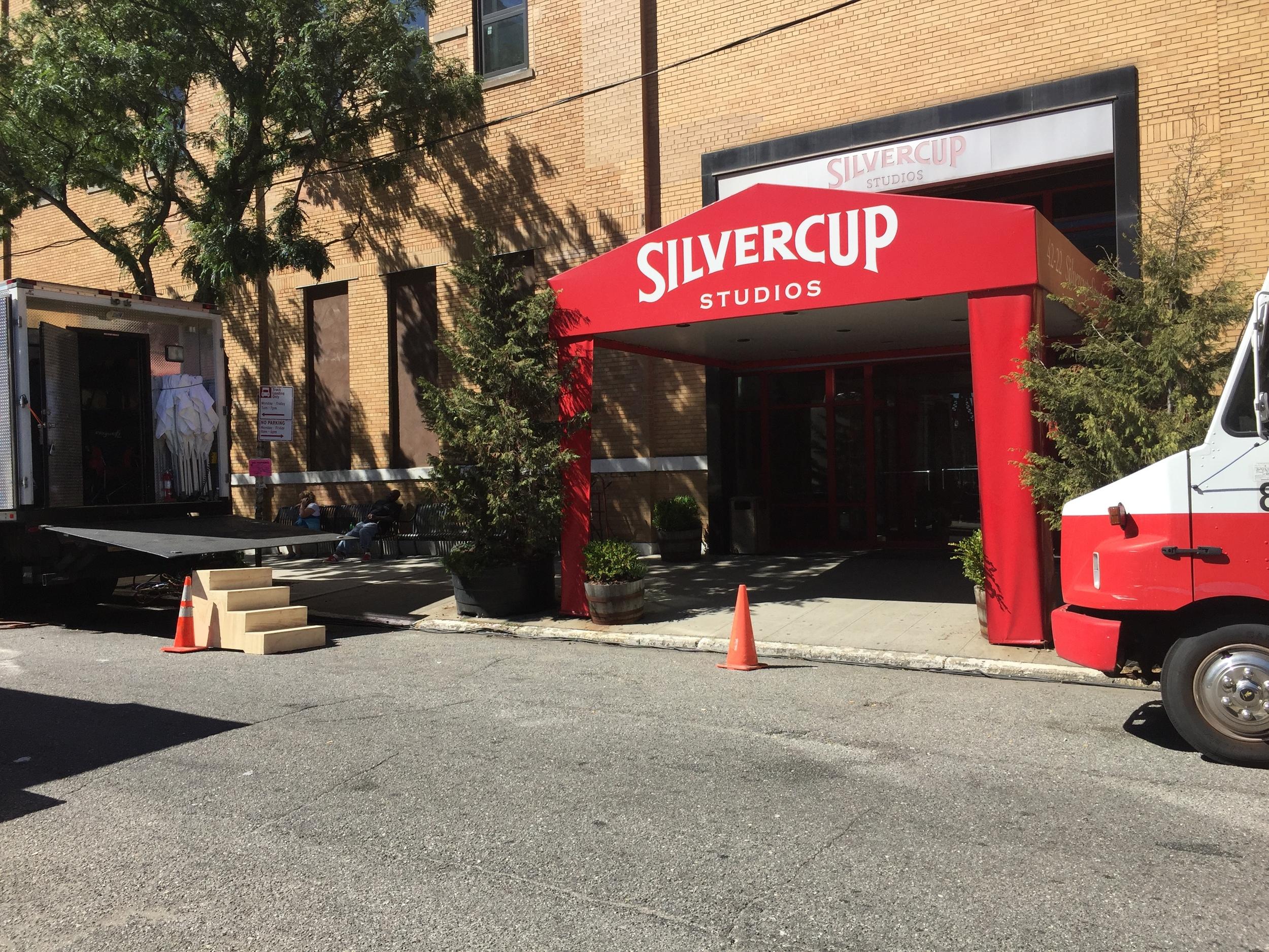 Silvercup Studios Entrance