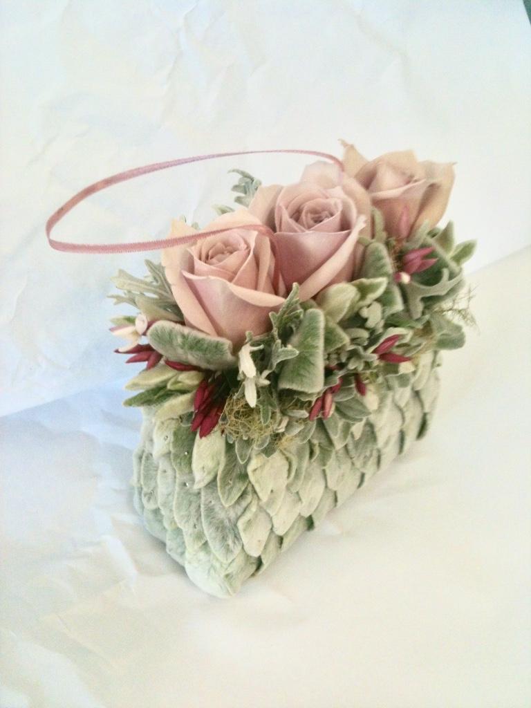"Flower Girls ""handbag"" by Julia King"