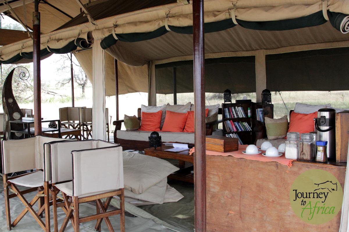Olakira Serengeti Camp, Tanzania