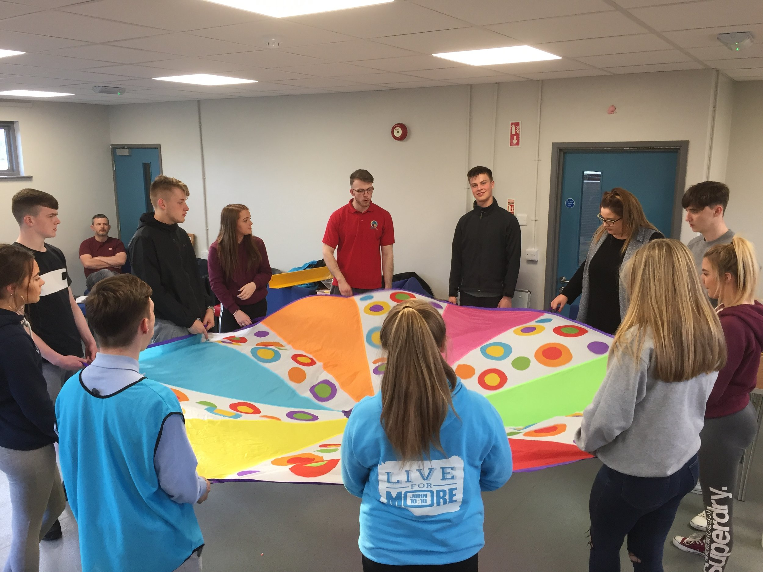 Disability Sports Coaching workshop