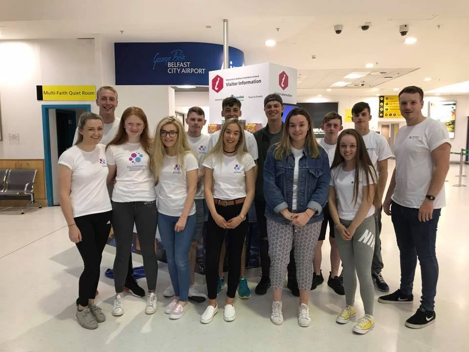 July  - Without a doubt one of the highlights of the year -a group of young people jetted off to sunny Portugal for Camp Sonshine. It was a week filled with incredible activities and memories that will last a lifetime!