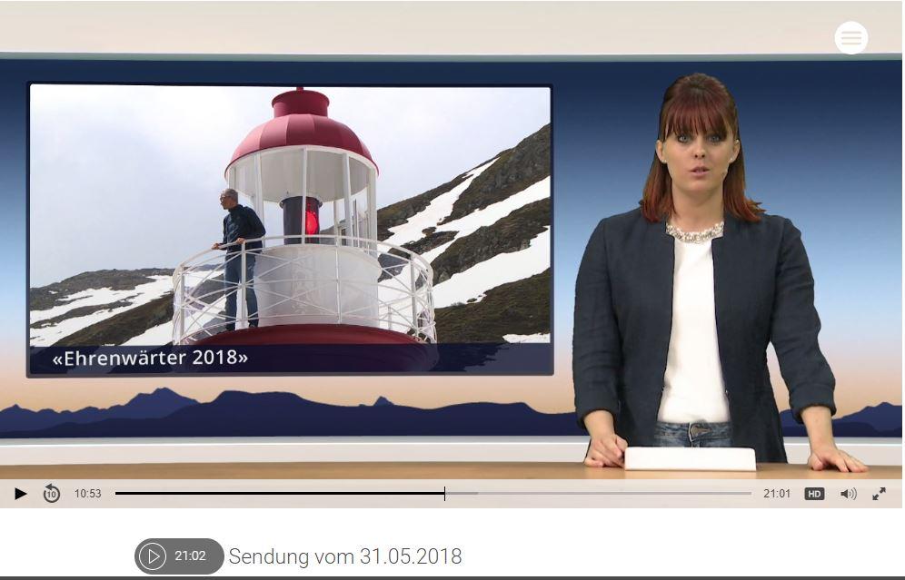 Südostschweiz informiert, 31. Mai 2018, ab Minute 10:50
